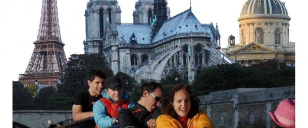 Affiche Traversée De Paris